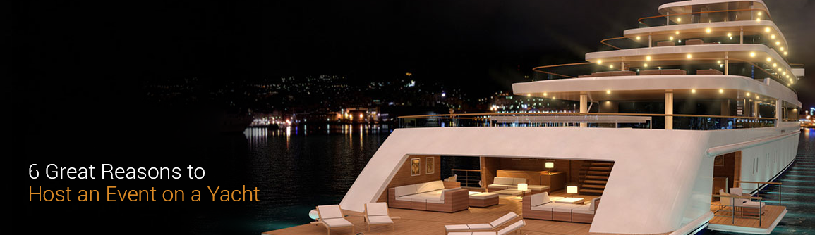 Event on a yacht