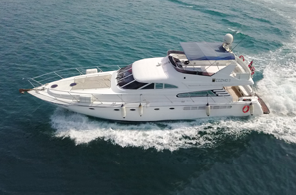 Cozmo 75 - Fairline Squadron Spanish Yacht