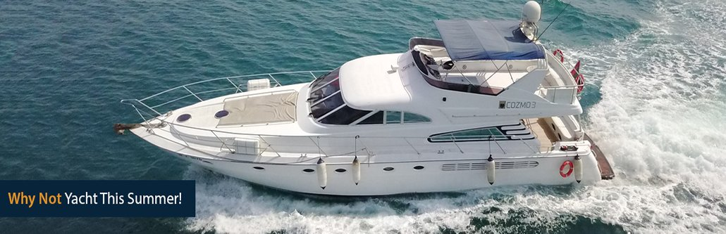 yacht this summer