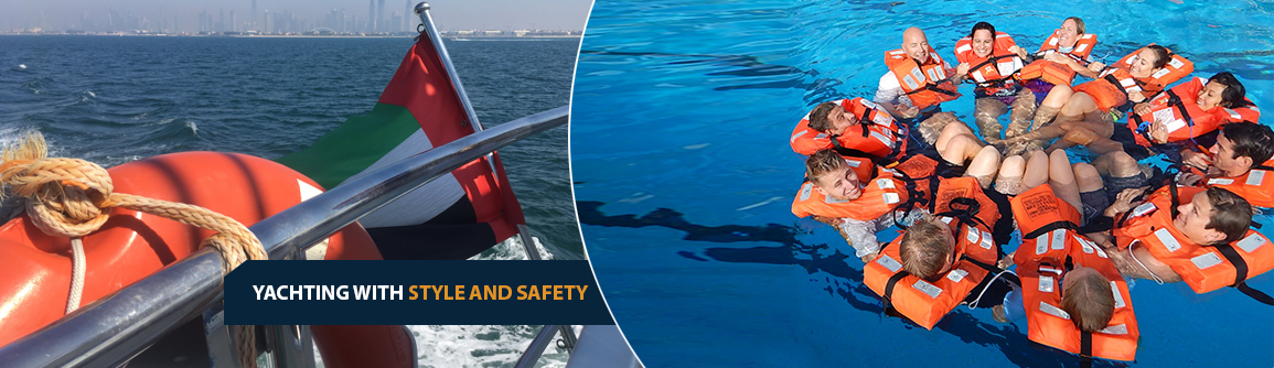 stay safe while yachting