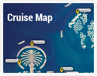 Dubai Cruise Map