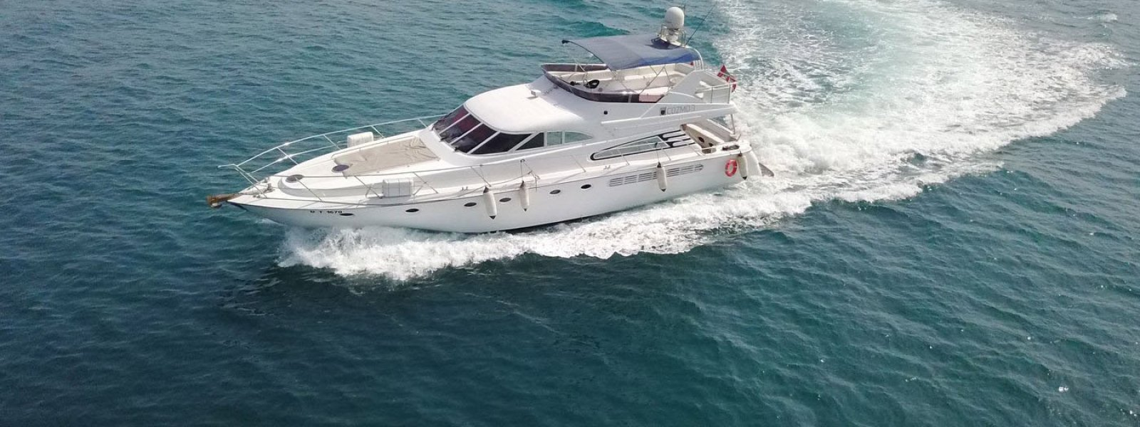 Luxury Yacht in Dubai - For Premium Yacht Rental Experience