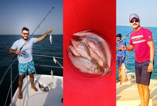 Fishing in Dubai