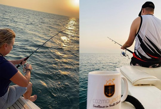 Sport Fishing Dubai