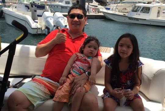Dubai Yacht Trip Group 3