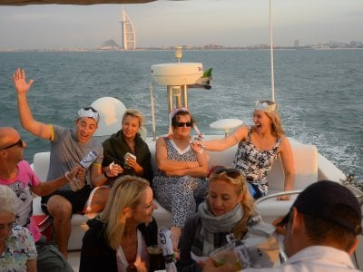Charter Yacht for Family Get Together
