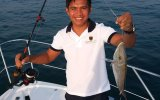 Fishing Trip - Cozmo Staff Caught a Fish