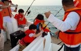 Family Fishing Trip in Dubai