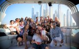 Party Yacht Rental Group 1