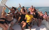 Party Yacht Rental Group 5