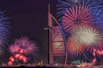 Charter a Yacht For New Year Eve in Dubai