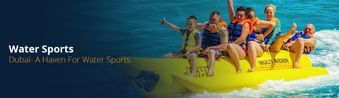 Enjoy Water Sports in Dubai With Your Yacht Rental Booking